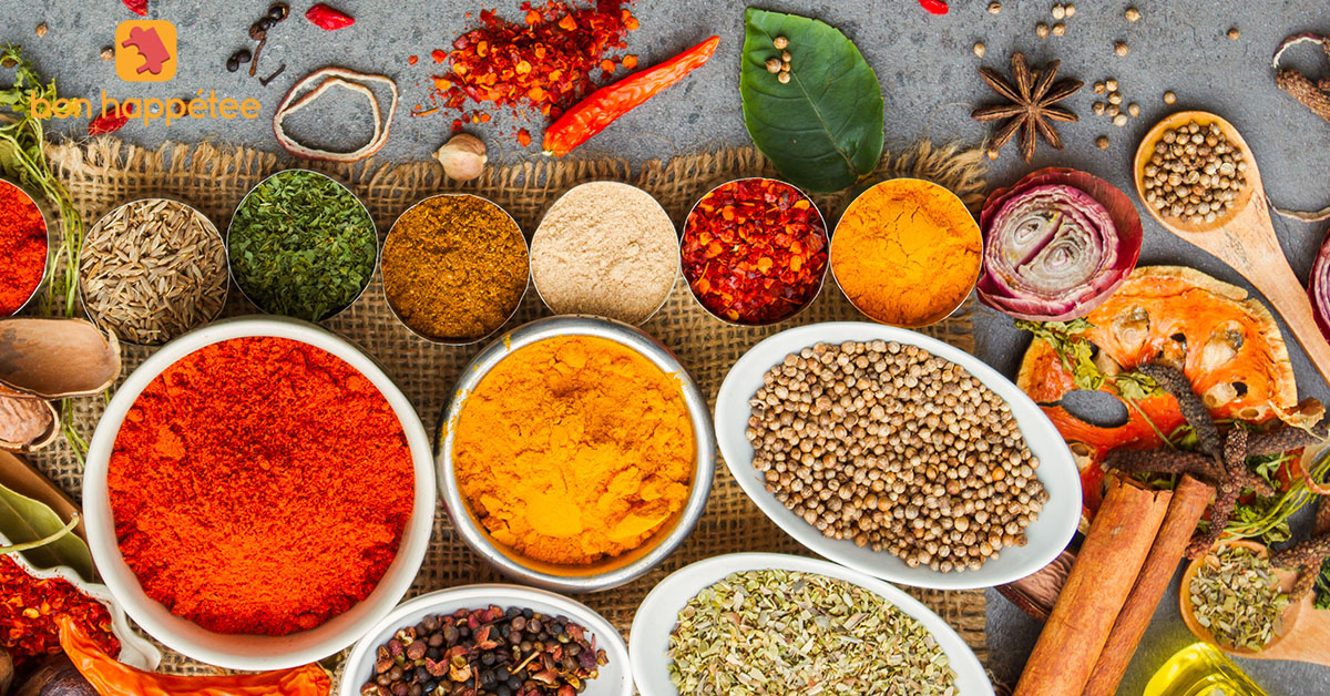 IT'S A SPICY AFFAIR – INDIAN SPICES AND THEIR USES